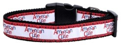 American Cutie Nylon Dog Collar