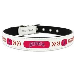 Anaheim Angels Leather dog Collar