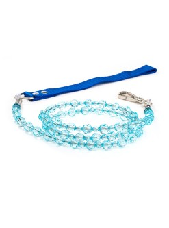 Aqua Dog Beaded Leash