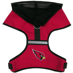 Arizona Cardinals Mesh Dog Harness