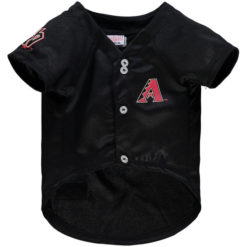Arizona Diamondbacks MLB Dog Jersey back
