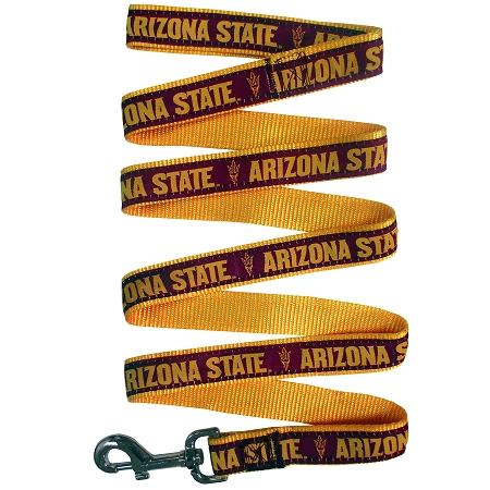 Arizona State University nylon dog leash