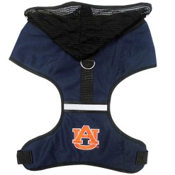 Auburn Tigers NCAA mesh dog harness