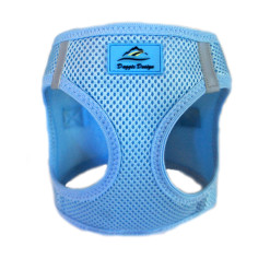 Baby Blue American River Ultra Choke Free Dog Harness