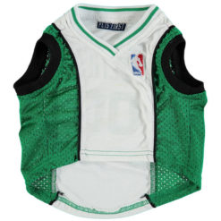 Boston Celtics NBA Dog Jersey back