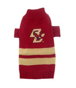 Boston College Eagles NCAA Turtleneck Dog Sweater