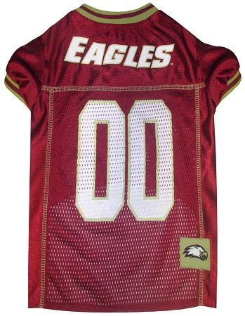 Boston Eagles College dog jersey