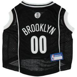 Brooklyn Nets NBA Dog Jersey front