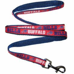 Buffalo Bills NFL nylon dog leash