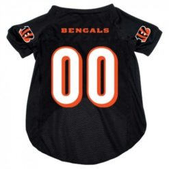 C Bengals NFL Dog Jersey Style 2