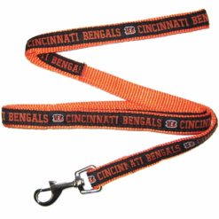 Cincinnati Bengals NFL nylon dog leash