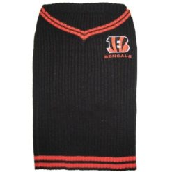 Cincinnati Bengals turtleneck NFL dog sweater