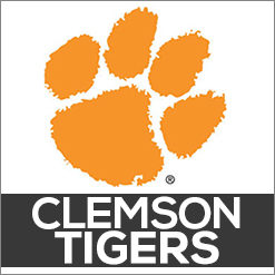 Clemson Tigers Dog Products