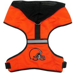 Cleveland Browns Mesh Dog Harness