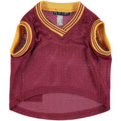Cleveland Cavaliers NBA Dog Jersey back