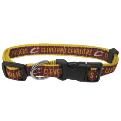 Cleveland Cavaliers Nylon Dog Collar NBA