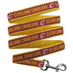 Cleveland Cavaliers Nylon Dog Leash NBA