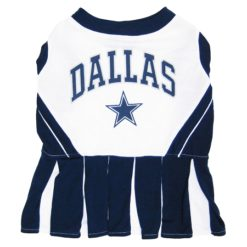 Dallas Cowboys NFL cheerleader dog dress