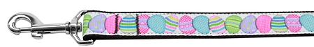 Decorated Easter Eggs Nylon Dog Leash