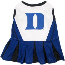 Duke Blue Devils NCAA Dog Cheerleader Dress
