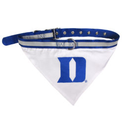Duke Blue Devils NCAA Dog bandana and collar