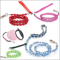 Fabuleash Beaded Leashes
