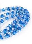 Fabuleash Sapphire Beaded Leash for Dogs