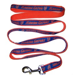 Florida Gators nylon dog leash