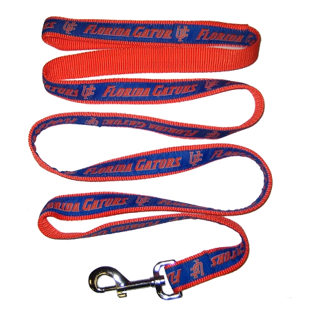 Florida Gators nylon dog leash