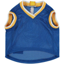 Golden State Warriors NBA Dog Jersey back