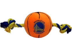 Golden State Warriors NBA Plush Dog Toy