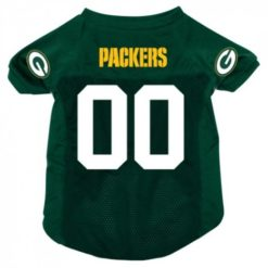 Green Bay Packers NFL Dog Jersey Style 2