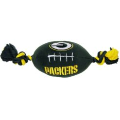 Green Bay Packers NFL plush dog football