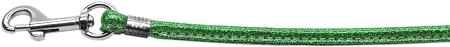 Green Glitter Dog Leash
