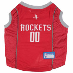 Houston Rockets NBA Dog Jersey