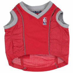 Houston Rockets NBA Dog Jersey back
