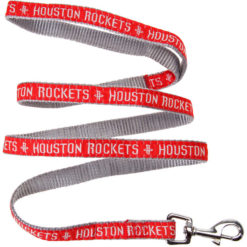 Houston Rockets NBA Dog Nylon Leash