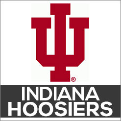 Indiana Hoosiers Dog Products