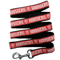 Indiana Hoosiers NCAA Nylon Dog Leash