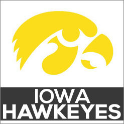 Iowa Hawkeyes Dog Products