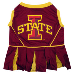 Iowa State Cyclones Athletics Dog Cheerleader Dress