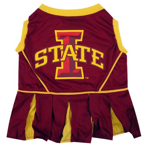 Iowa State Cyclones Athletics Dog Cheerleader Dress