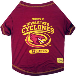 Iowa State Cyclones Athletics Dog TShirt