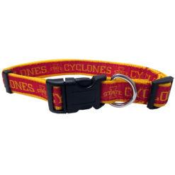 Iowa State Cyclones NCAA Nylon Dog Collar