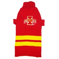 Iowa State Cyclones NCAA dog turtleneck sweater