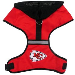 Kansas City Chiefs Mesh Dog Harness