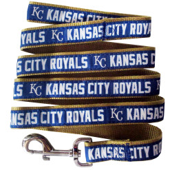 Kansas City Royals nylon dog leash