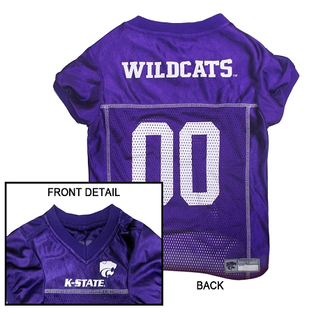 Kansas State Wildcats Dog Jersey