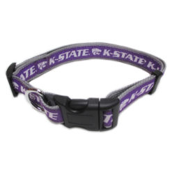 Kansas State Wildcats NCAA Nylon Dog Collar