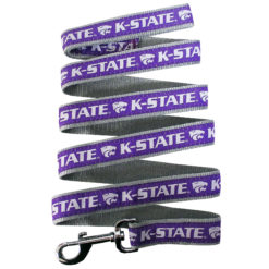 Kansas State Wildcats NCAA Nylon Dog Leash